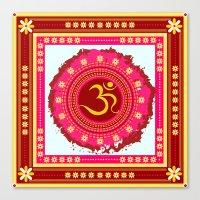 om Canvas Prints featuring OM by nandita singh