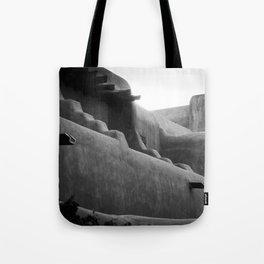 Adobe Lines Tote Bag