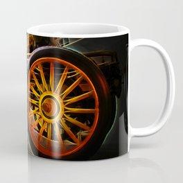Fractal car vintage car2 Coffee Mug