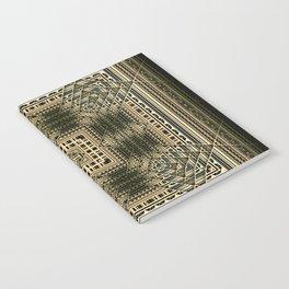 Green Rhythm Notebook