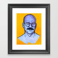 I just Blue Myself Framed Art Print