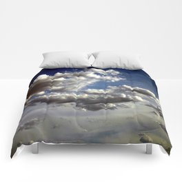 Cloud Formations Comforters