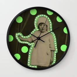 The Reveal Wall Clock
