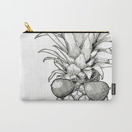 Sunny Days Pineapple Carry-All Pouch