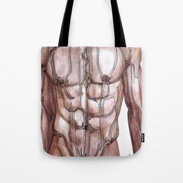 Bodily Desire Tote Bag
