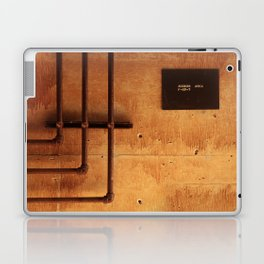 Access Area Laptop & iPad Skin