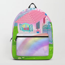 g1 my little pony dream valley Backpack