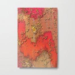 Behind the Walls Metal Print