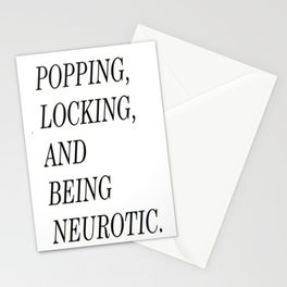Neurotic Stationery Cards