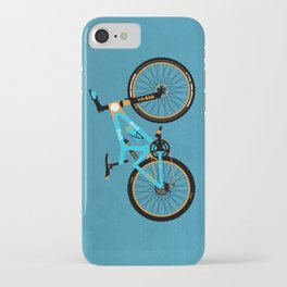 Mountain Bike iPhone Case