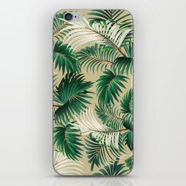 Tropical Jungle iPhone Skin
