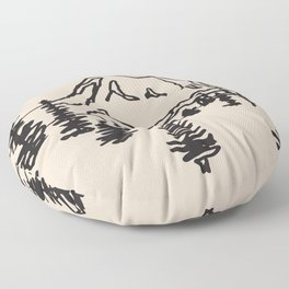 rainier Floor Pillow
