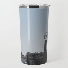 La gaviota Travel Mug