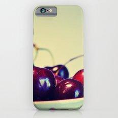 Cherry blues iPhone 6s Slim Case