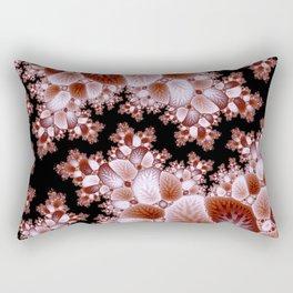Crack in the Cosmic Fractal Rectangular Pillow