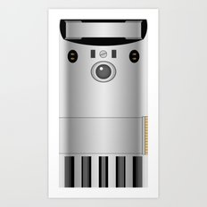 Lightsaber iPhone/iPod design Art Print