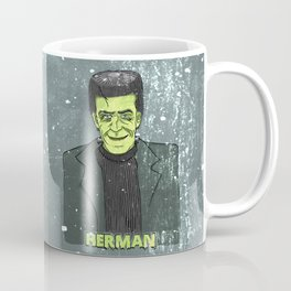 Herman Munster Coffee Mug