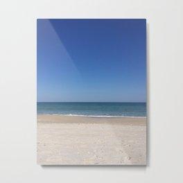 florida beach Metal Print