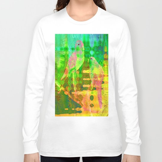 Parrots Long Sleeve T-shirt
