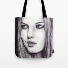 Cinder Fox Tote Bag