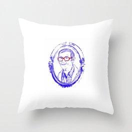 Rich Dunn It Throw Pillow