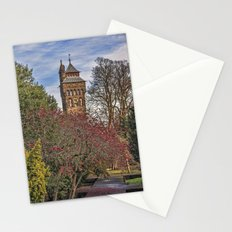 Cardiff Clock Tower. Stationery Cards
