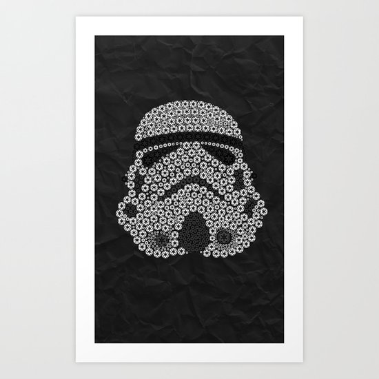 Order 66 Art Print