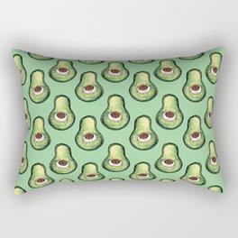 eyevocado Rectangular Pillow