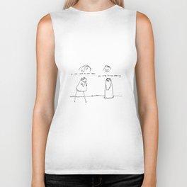 Do You Like My Dress? Biker Tank