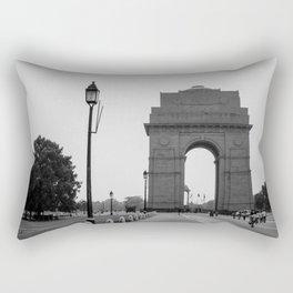 India Gate Rectangular Pillow
