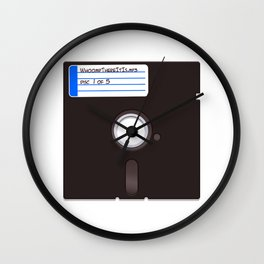 Whoo.mp3 There It Is Wall Clock