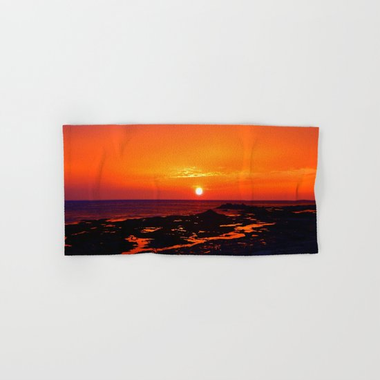 Unbelievable Sunrise Hand & Bath Towel