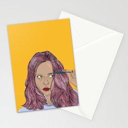 eyebrow Stationery Cards