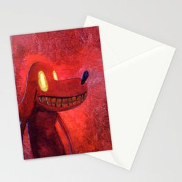 Zombie Dog Stationery Cards