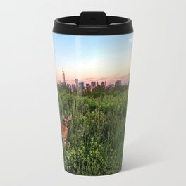 The NYC Deer Travel Mug