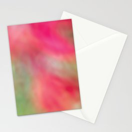 Pink Flower Dreaming Stationery Cards