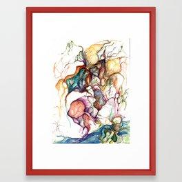 Botanical Abstract #11 Framed Art Print