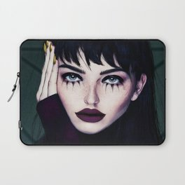 Samay the witch Laptop Sleeve