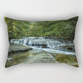 Ledge Falls, No. 2 Rectangular Pillow