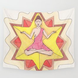 Breakthrough Wall Tapestry