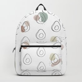 avocado obsession Backpack