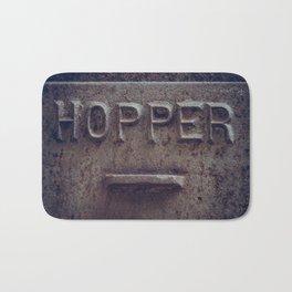 Hopper Bath Mat