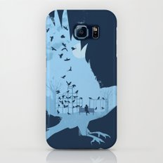 Crows on the Playground Slim Case Galaxy S7