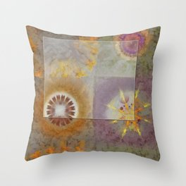Slenderer Helpless Flowers  ID:16165-003429-36831 Throw Pillow