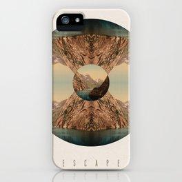 ESCAPE iPhone Case