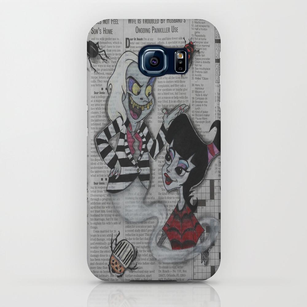 Beetlejuice iPhone Case