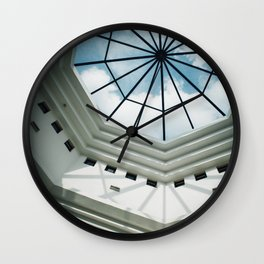 Pierce The Sky Wall Clock