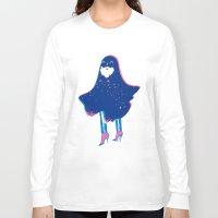 wiz khalifa Long Sleeve T-shirts featuring The Wiz by Ian O'Phelan