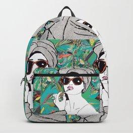 Lip gloss Backpack