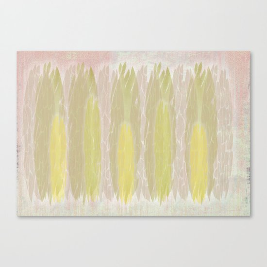 WILD WOOD  Canvas Print